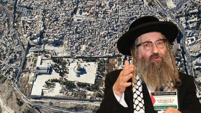Haham Weiss: Peygamberler tarafından uyarıldık, İsrail'in sonu gelecek