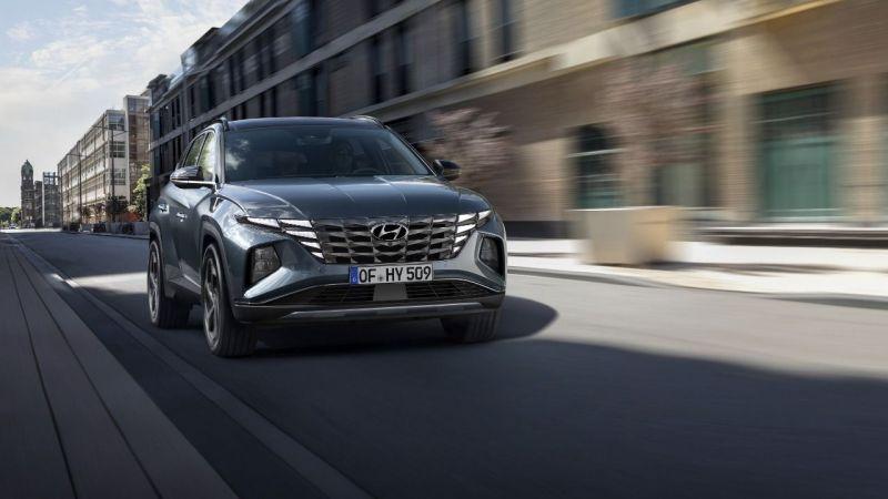 Hyundai'nin yeni Tucson modeli nefes kesiyor