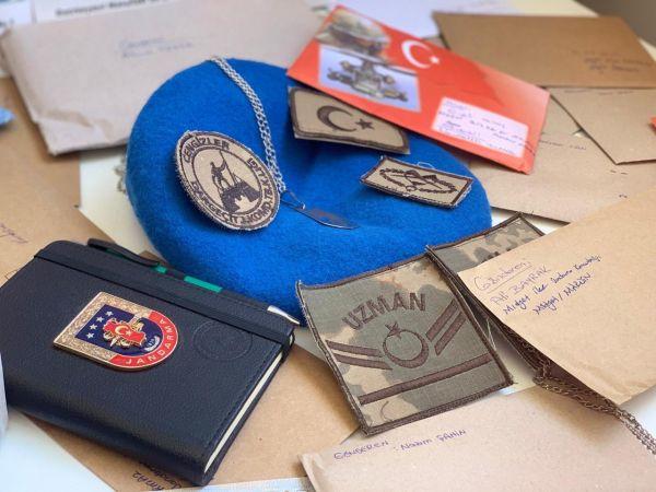 Mehmetçikten, moral mektubu gönderen öğrencilere teşekkür