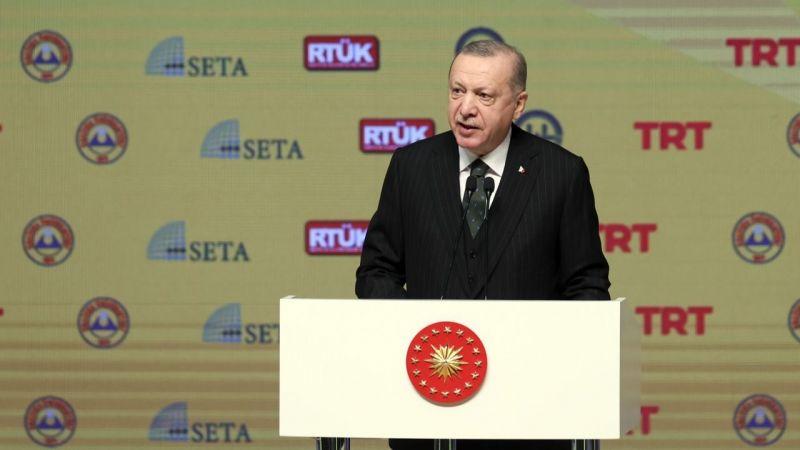 Cumhurbaşkanı Erdoğan'dan Batı'ya İslam karşıtlığı tepkisi