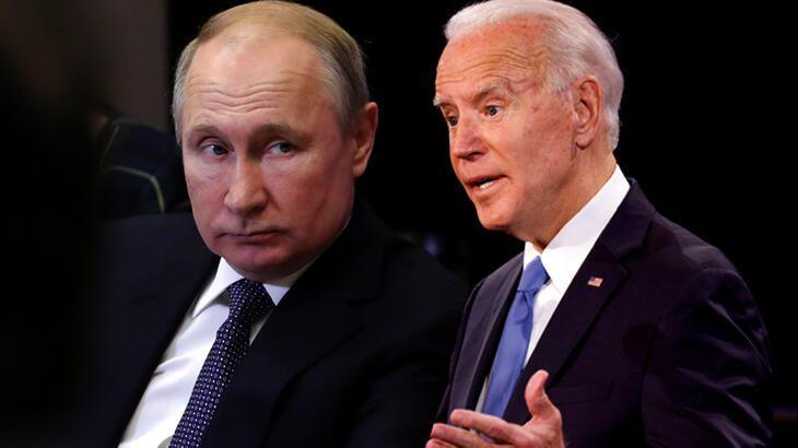 Putin ve Bıden bir araya gelecek