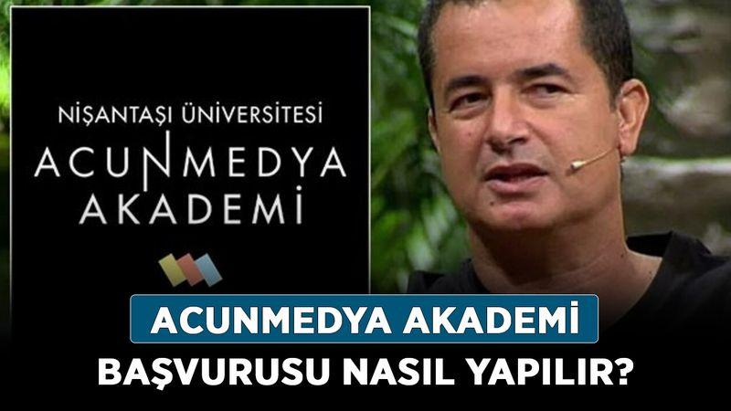 Nişantaşı Üniversitesi Acunmedya Akademi başvurusu nasıl yapılır? Acunmedya Akademi ücreti ne kadar?