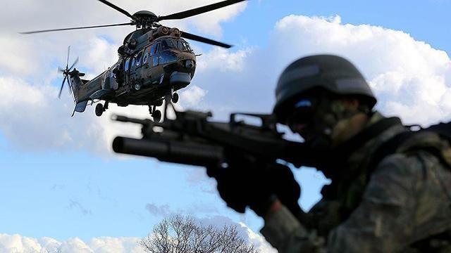 Pençe operasyonlarında etkisiz hale getirilen terörist sayısı 129 oldu