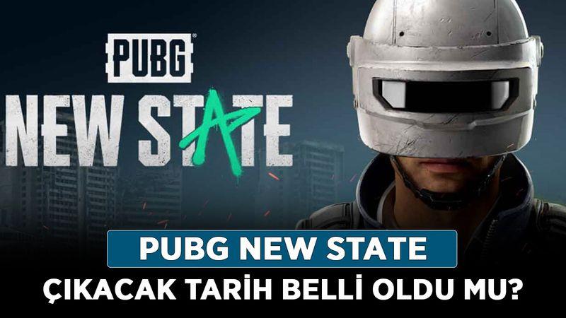 PUBG New State ne zaman çıkacak tarih belli oldu mu?