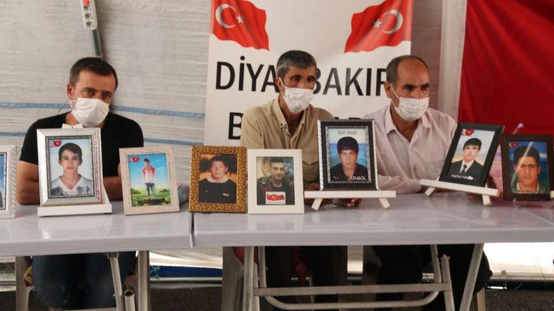 Diyarbakır aileleri çocuklarını terörün pençesinden kurtarmakta kararlı