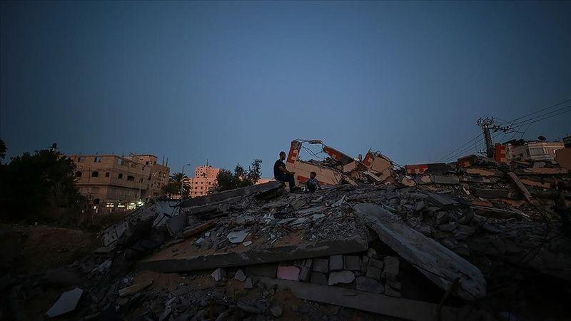 Katar, Gazze'nin yeniden imarı için 500 milyon dolar destekte bulunacak