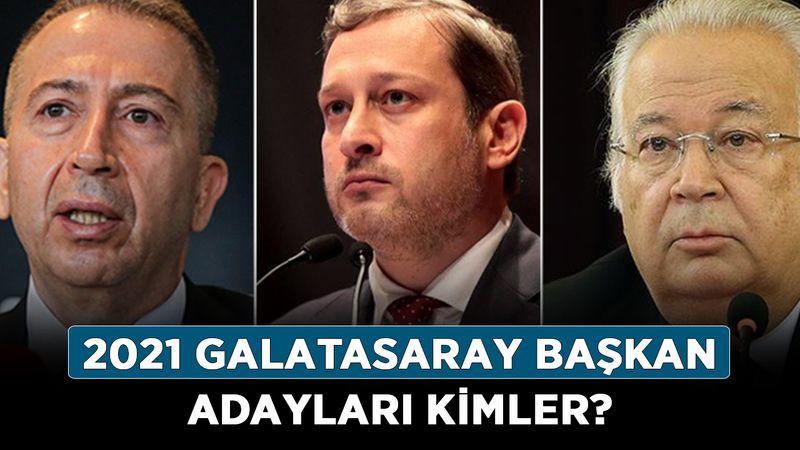 Mustafa Cengiz aday olacak mı? 2021 Galatasaray başkan adayları kimler?