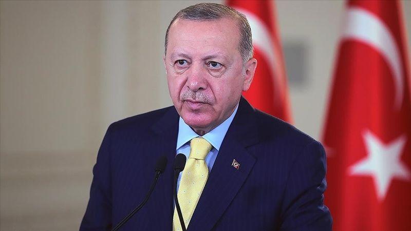 Cumhurbaşkanı Erdoğan'dan, Spor Toto Süper Lig'e yükselen takımlara tebrik