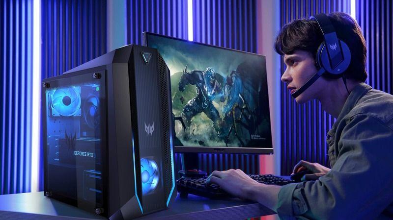 Acer Predator Orion ve Nitro oyun bilgisayarları yenilendi
