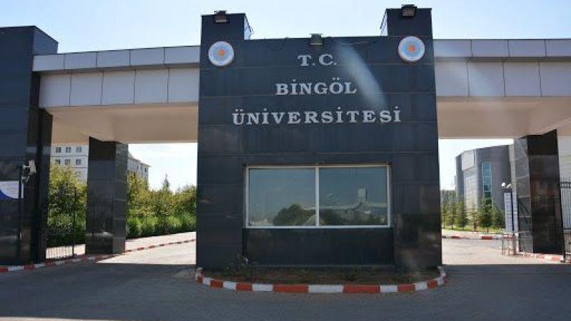 Bingöl Üniversitesi 21 öğretim üyesi alacak