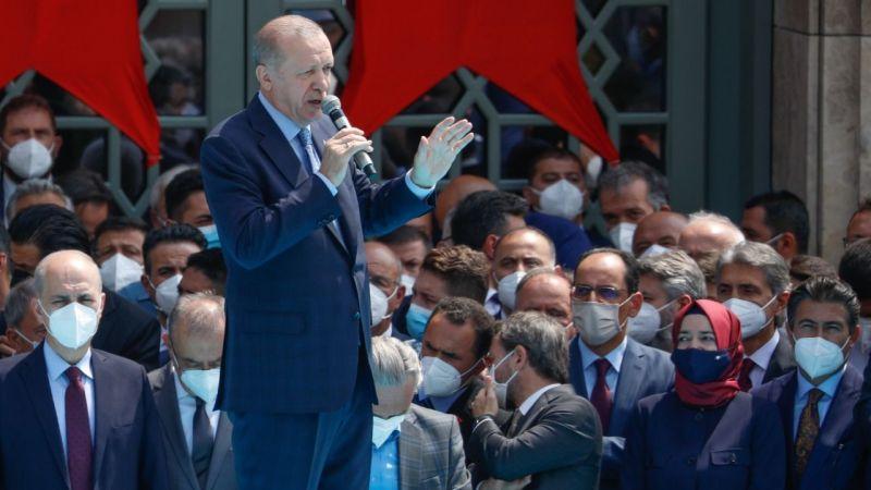 Erdoğan İngilizleri çıldırttı! Taksim Camii hazımsızlığı