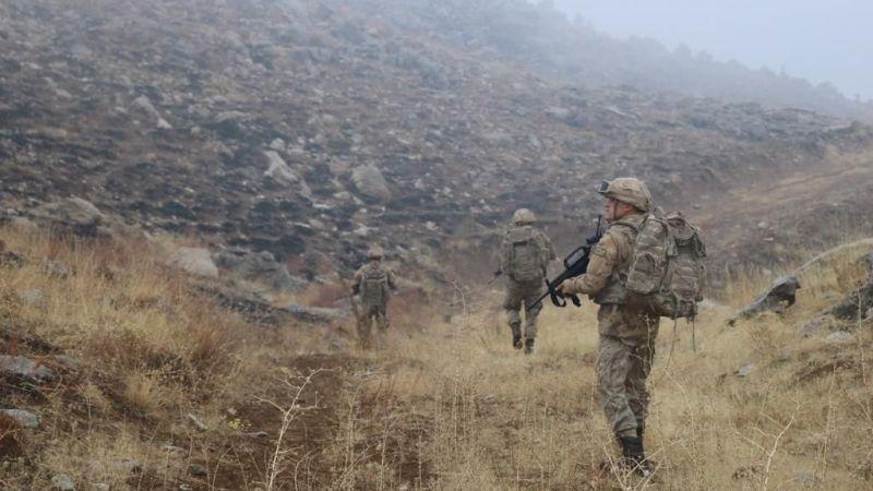 Irak'ın kuzeyinde MİT operasyonu: Biri gri kategoride 4 terörist etkisiz hale getirildi