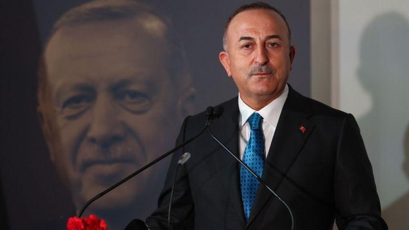 Yunanistan ziyareti öncesi Bakan Çavuşoğlu'ndan kritik mesaj