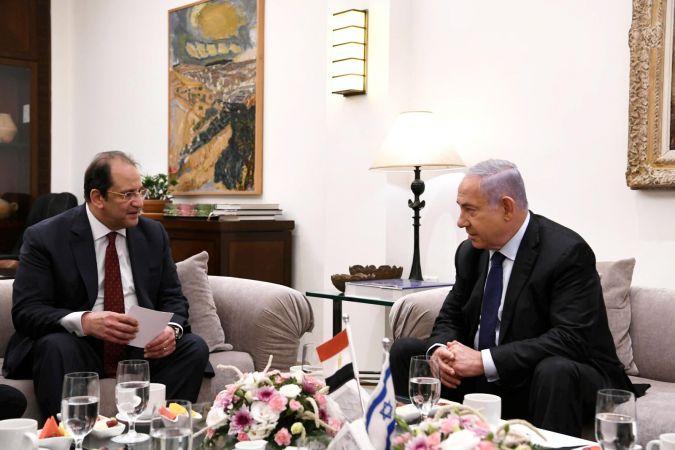 Netanyahu, Mısır İstihbarat Şefi ile Hamas'ın elindeki esirlerin iadesini görüştü