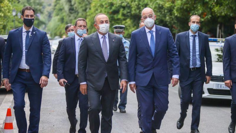 Dışişleri Bakanı Çavuşoğlu Atina'da