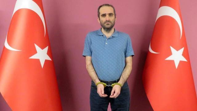 MİT paketledi: FETÖ elebaşının akrabası yakalandı