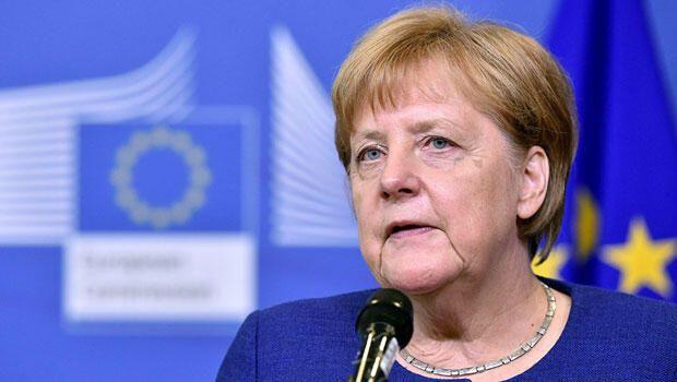 Merkel, AB'nin yaptırımlarını savundu