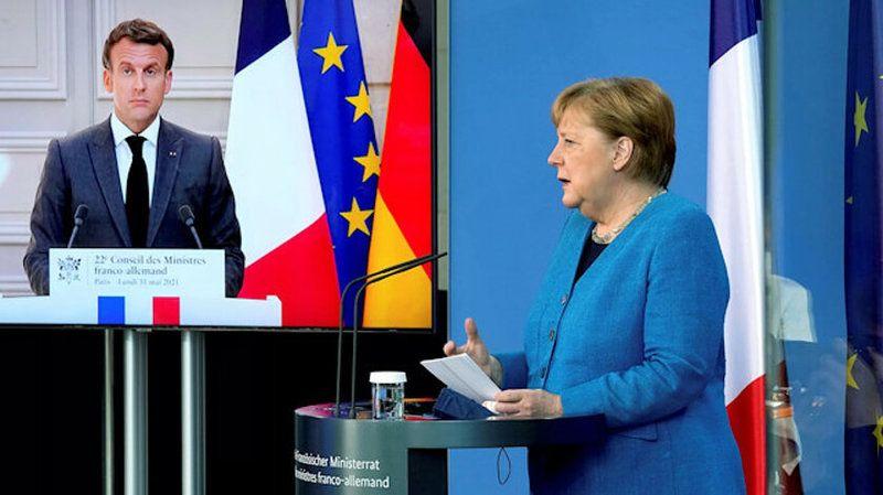 """Almanya ve Fransa'dan ortak bildirge: """"Türkiye ile iş birliğimizi genişletmeye hazırız."""""""
