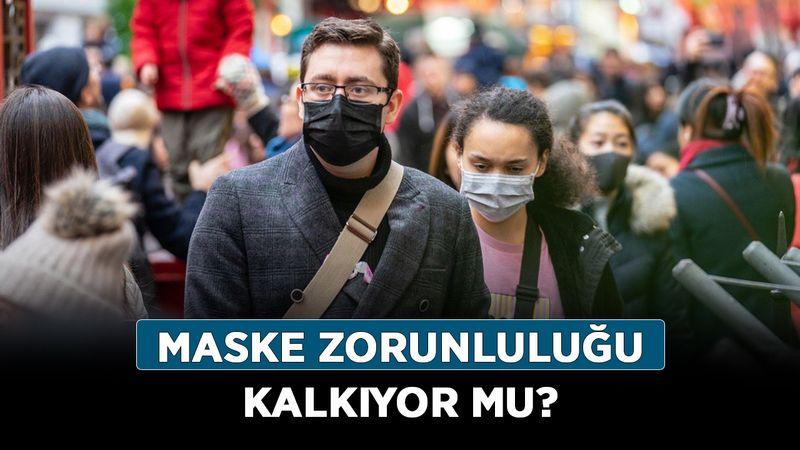 Maske zorunluluğu kalkıyor mu? Bakan Koca'dan son dakika maske açıklaması…