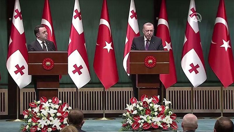 'Türkiye-Azerbaycan-Gürcistan iş birliğine Türkiye olarak varız'