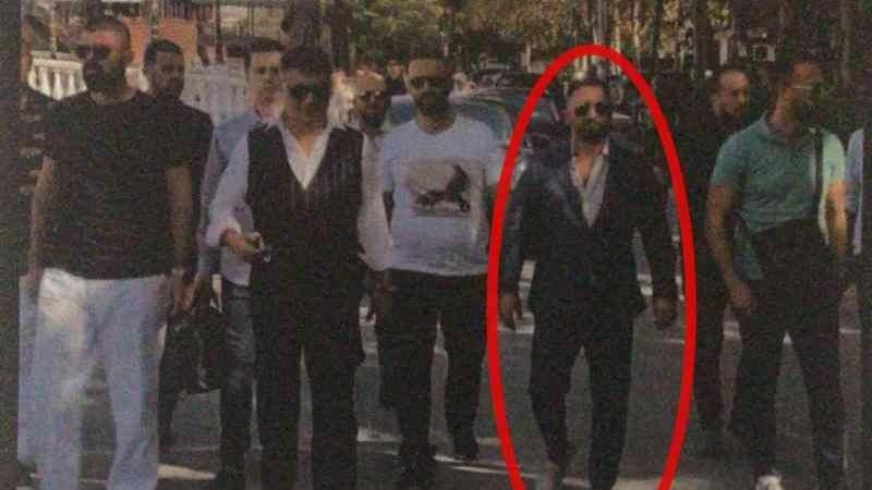 Sedat Peker'in zehir taciri baron arkadaşı Boban yakalandı