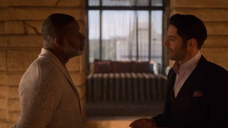 Lucifer 5. sezon 2. kısım izle Netflix! Lucifer yeni sezon 2. kısım izle