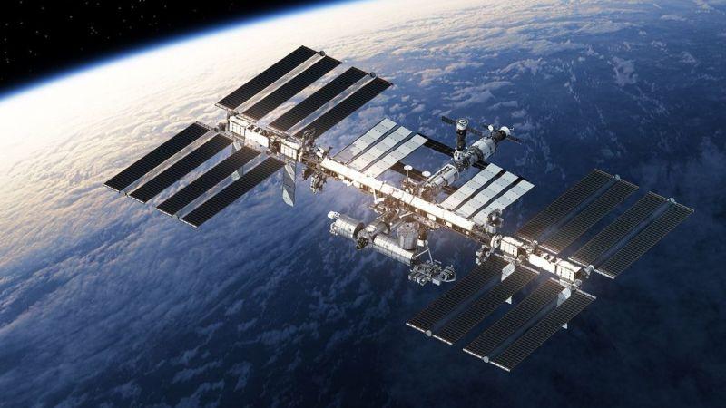 Uluslararası Uzay İstasyonu'nda delik açıldı