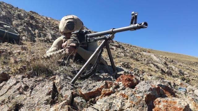 Bitlis'te etkisiz hale getirilen 3 PKK'lı teröristten birinin gri kategoride olduğu öğrenildi