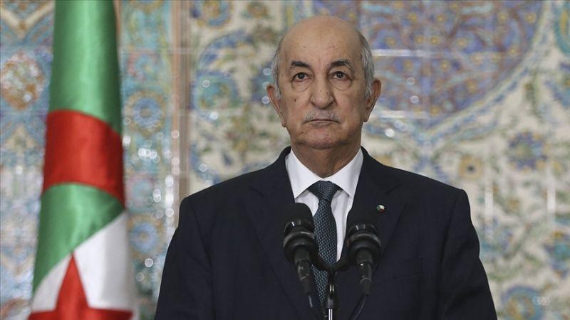 Cezayir Cumhurbaşkanı Tebbun,Türkiye ile imzalanan ve 23 yıldır bekleyen anlaşmayı onayladı