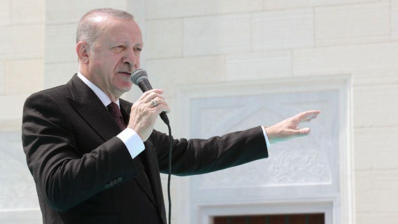 Cumhurbaşkanı Erdoğan: Karadeniz Ereğlisi'nden de yeni müjdeler gelebilir!