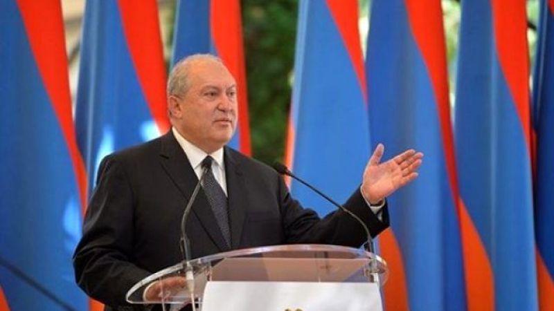 Ermenistan Cumhurbaşkanı Sarkisyan: Karabağ'da savaş bitmedi'