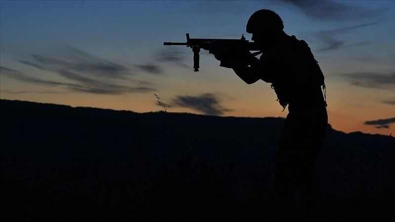Irak'ın kuzeyinde EYP'nin infilak etmesi sonucu Piyade Uzman Çavuş Samet Şeker şehit oldu!