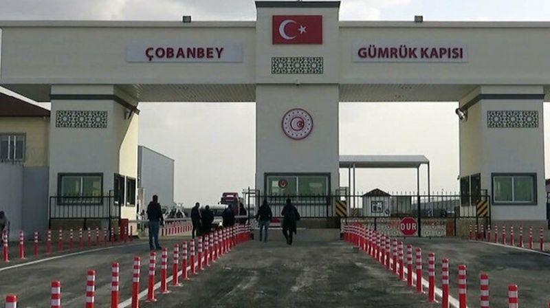Çobanbey'de terör saldırısı: 1 ölü, 8 yaralı