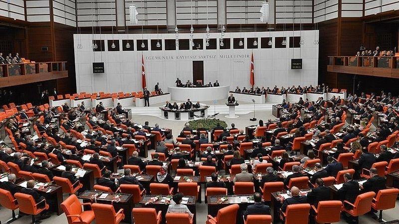 AK Parti'den TBMM'ye 'müsilaj' önergesi