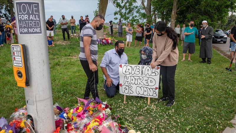 Kanada, Müslümanların öldürüldüğü saldırıyı 'terör saldırısı' olarak nitelendirdi