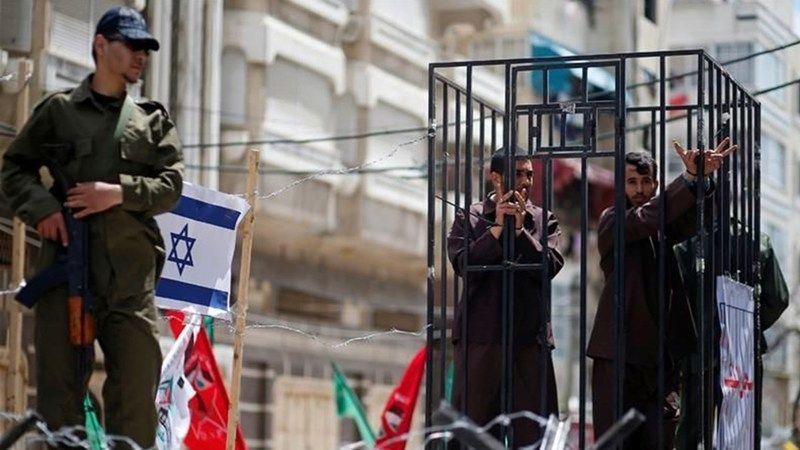 İşgalci İsrail'den 13 yaşındaki Filistinli çocuğa hapis cezası