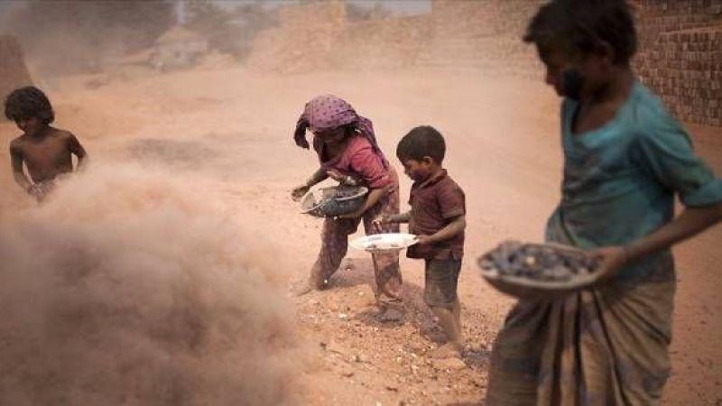 BM'den endişe verici çocuk işçi raporu