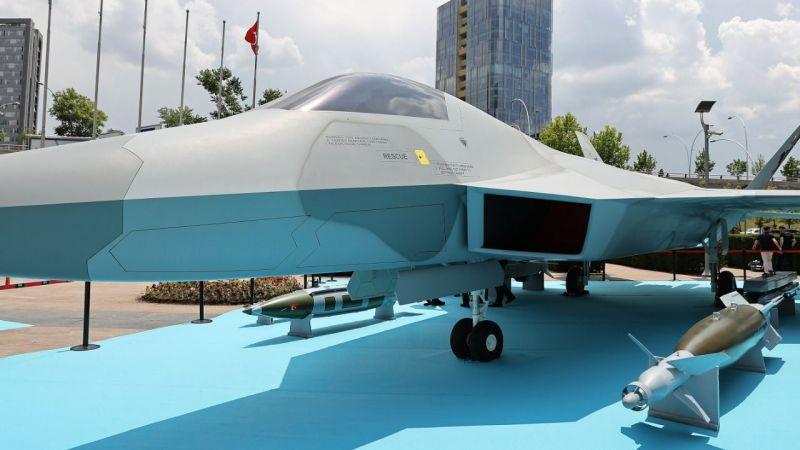 Türkiye'nin milli savaş uçağı  için seferberlik ilan edildi!