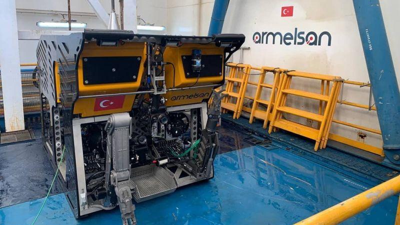 Türkiye'nin derin denizlerdeki gözü: Kâşif