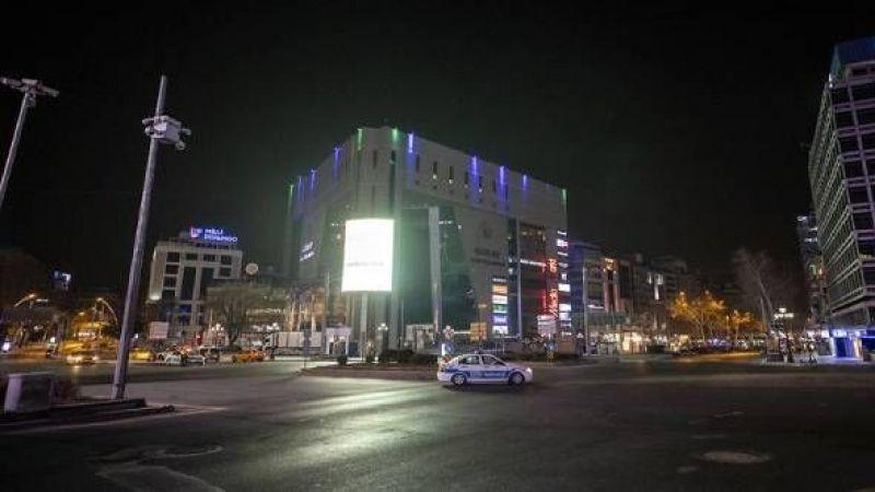 Türkiye genelinde 31 saatlik sokağa çıkma kısıtlaması başladı
