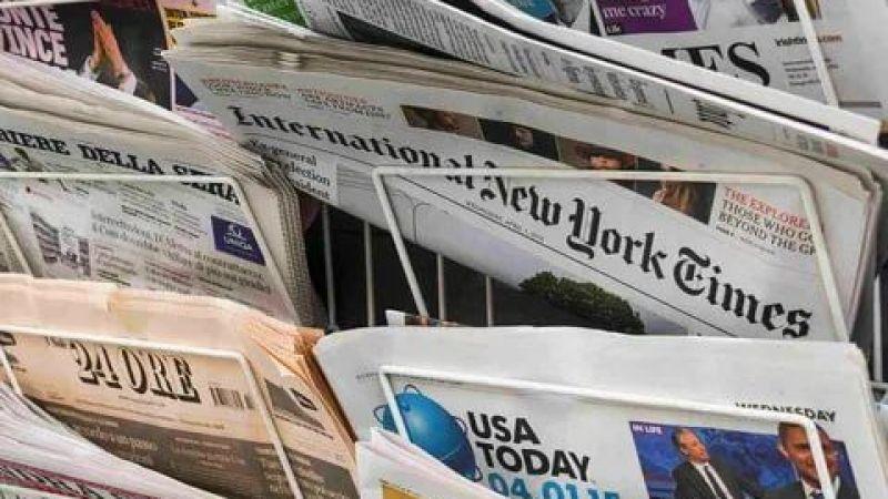 ABD medyasından İsrail tepkisi: İşgali gizlemeye son verin!