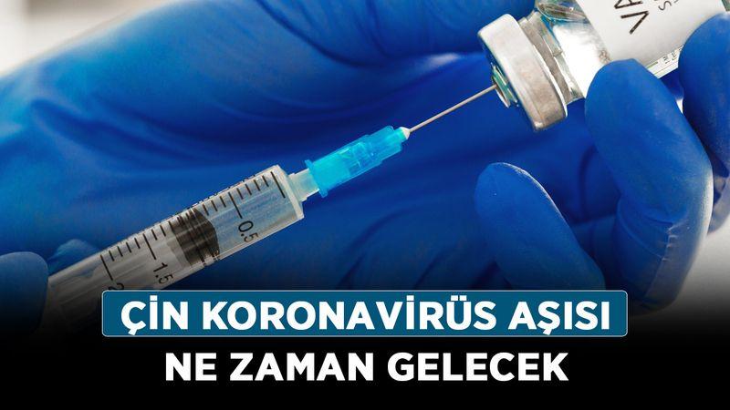 Çin koronavirüs aşısı ne zaman gelecek? Bakan Koca'dan son dakika aşı açıklaması!