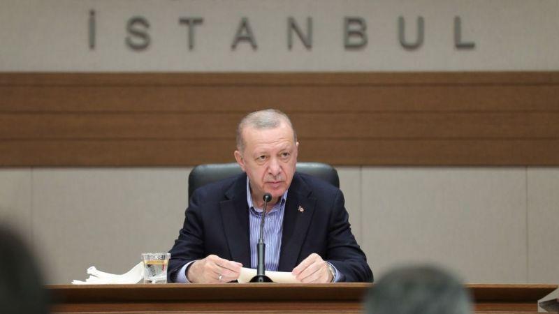 Cumhurbaşkanı Erdoğan: Biden ile görüşmede Ermeni ve F-35 konusu gündeme gelecek
