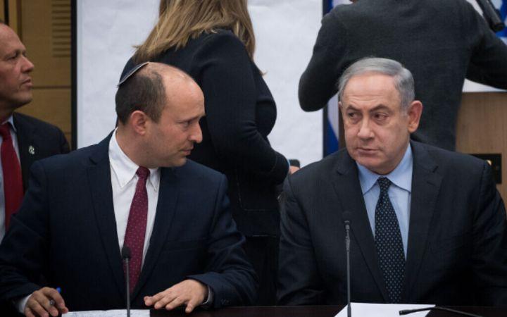 Netanyahu görevi yarın devredecek