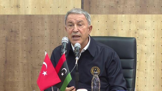 Türkiye Libya'ya olan desteğini yineledi: Kardeş olarak, tek vücut Libya ile beraberiz