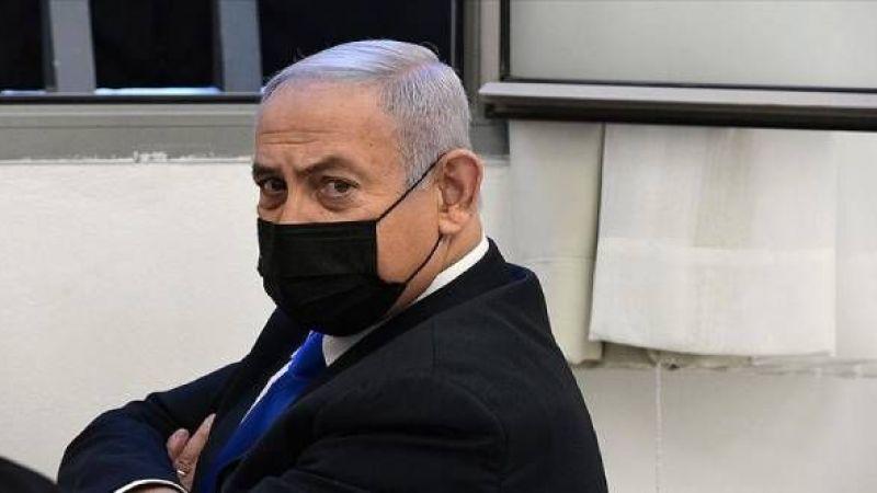 Filistin'den Netanyahu'ya tepki: Kendisini kurtarmaya çalışıyor