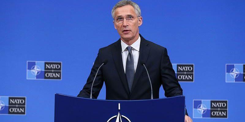 """NATO Genel Sekreteri Stoltenberg: """"Bugün ittifakımızda yeni bir sayfa açtık"""""""