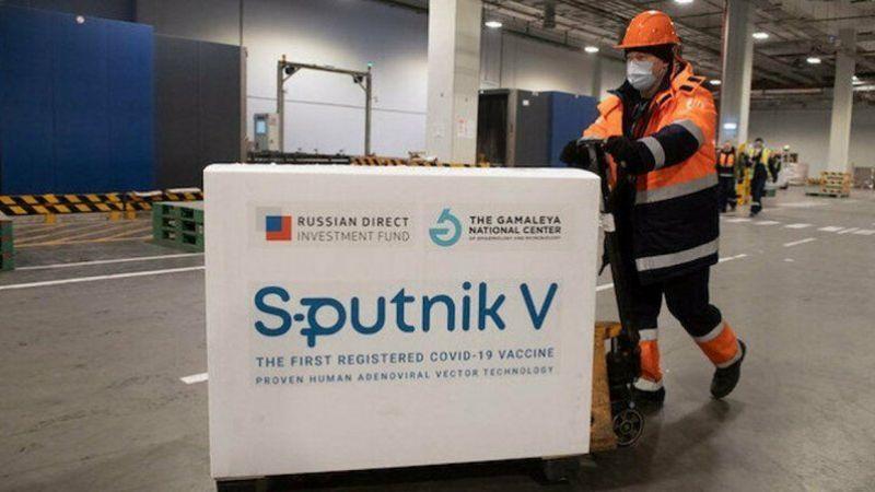 İlk sevkiyat gerçekleşti: Sputnik V Ankara'da