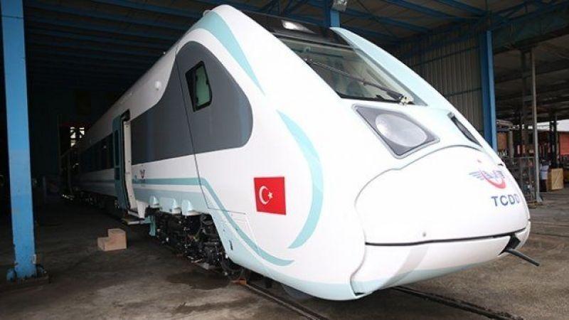 Bakan Karaismailoğlu müjdeyi verdi: Milli elektrikli tren geliyor!
