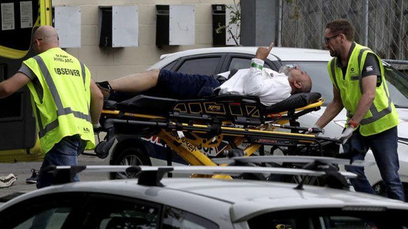 Yeni Zelanda Christchurch'deki cami saldırısı beyaz perdeye taşınıyor
